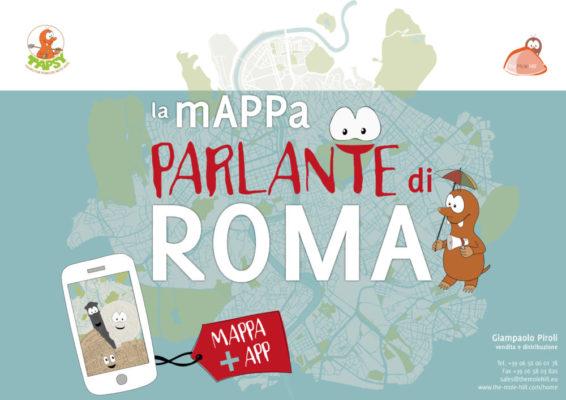 Mappa parlante e Tapsy Tour