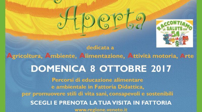 VENETO: FATTORIE DIDATTICHE OPEN-DAY