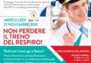 SPIROTRAIN, l'informazione e la prevenzione della BPCO viaggiano in Frecciarossa