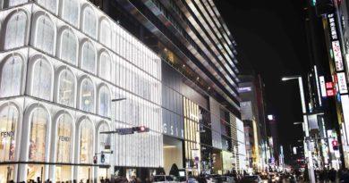 A Tokyo l'anno nuovo inizia con le Lucky Bag