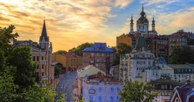 KYIV non Kiev è il nome corretto della capitale Ucraina,  una metropoli da scoprire fra lusso, arte e gastronomia