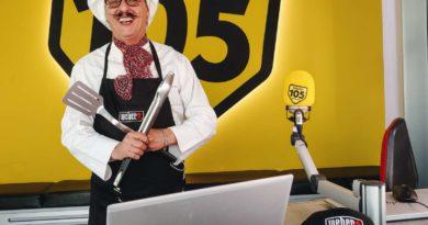 """AL VIA IL CONCORSO """"CON RADIO 105 E WEBER ALLA SCOPERTA DEL BARBECUE"""""""