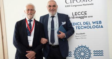 Concluso a Lecce il XXIII congressonazionale CIPOMO TECNOLOGIA E ONCOLOGIA MEDICA: UNCONNUBIO POSSIBILE