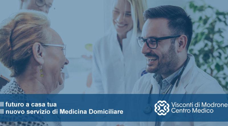 Il Centro Medico Visconti di Modrone porta l'assistenza a casa dei cittadini milanesi offrendo servizi domiciliari 24 ore al giorno per 365 giorni l'anno