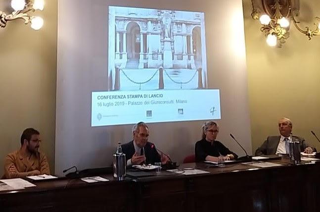 Premio di architettura Dedalo Minosse, presentata l'XI edizione al Palazzo Giureconsulti di Milano