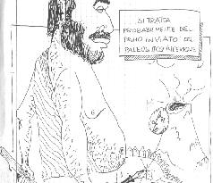 """GRAZIE LUCA TELESE, """"INVENTORE"""" DEL CENNAMOPITECO, IL PRIMO INVIATO DEL PALEOLITICO INFERIORE"""
