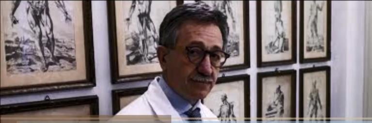 Basta un poco di zucchero e il dolore va via. Video intervista al prof. Luciano Cesare Bassani.