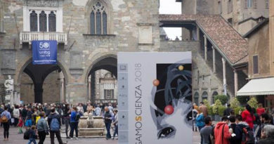 Presentato il programma della XVII edizione di BergamoScienza (5-20 ottobre 2019)