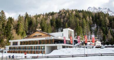 Kranjska Gora è uno dei 10 best small ski resorts in Europasecondo il The Guardian