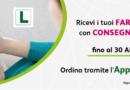 Coronavirus: LloydsFarmacia proroga per tutto il mese di aprile il servizio di consegna a domicilio gratuita di farmaci e parafarmaci……….