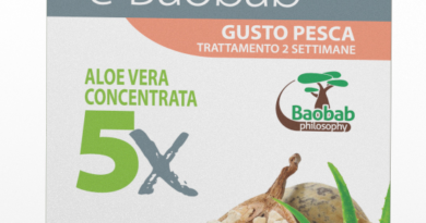 Aloe Vera e Baobab il super drink del benessere