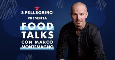 S.PELLEGRINO FOOD TALKS con MARCO MONTEMAGNO