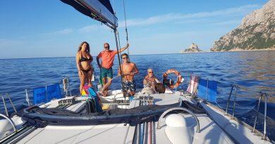 Sail for the Planet con Horca Myseria  La crociera per prendersi cura di se stessi e dell'ambiente