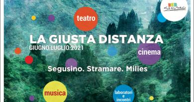 TEATRO /Sabato 26 giugno la seconda edizione del Festival di Segusino diretto da Mirko Artuso inaugura con Marco Paolini e il suo Fén