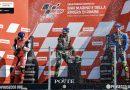 MotoGPTM: dopo Germania e Olanda,  PONTE1948 accende per la quarta volta il circuito di Misano e i campioni del