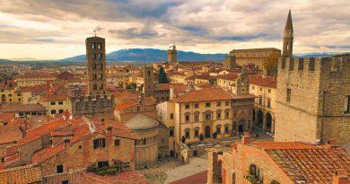 Turismo: per Arezzo l'estate 2021  è stata una stagione decisamente positiva