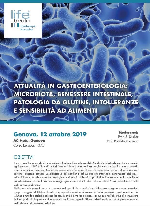 Microbiota Intestinale La Chiave Per Il Nostro Benessere Se Ne Parla Sabato 12 In Un Convegno A Genova