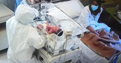 Mamma positiva e neonata da subito insieme, in sicurezza.Rooming-inCOVID alla Fondazione Policlinico Universitario Agostino Gemelli IRCCS