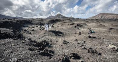 Isole Canarie: Timanfaya contribuisce alla ricerca della vita su Marte