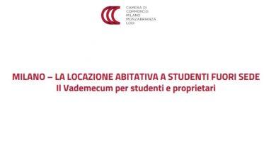 Nuove regole per la locazione abitativa  a studenti fuori sede  Arriva il Vademecum della Camera di commercio