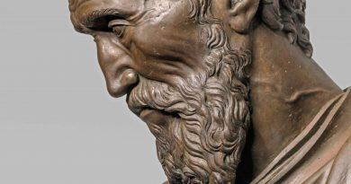 """""""Michelangelo: l'effigie in bronzo di Daniele da Volterra""""  mostra a cura di Cecilie Hollberg"""