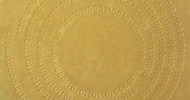 REDAELLI                     L'arte in codice  Mostra personale a cura di Francesca Bianucci e Chiara Cinelli