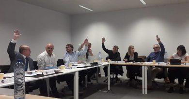Enrico Derflingher confermato presidente  di Euro-Toques International